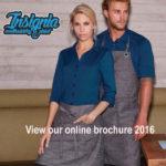 clothing brochure